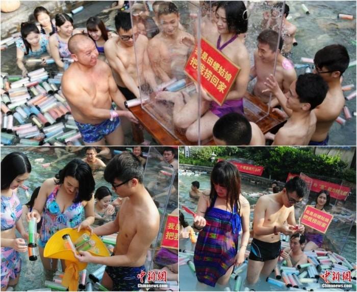 Свидания вслепую по-китайски