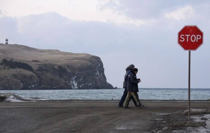 Повседневная жизнь жителей острова Шикотан