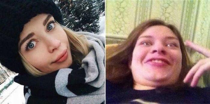 Фото девушек, которые они стараются никому не показывать