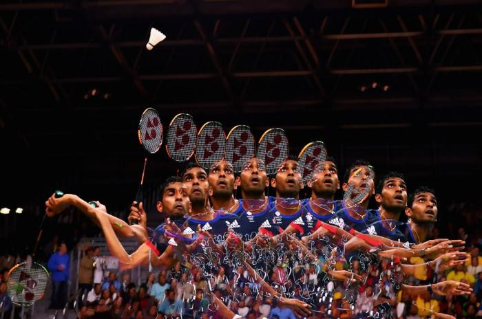 Лучшие спортивные моменты 2016 года (35 фото)