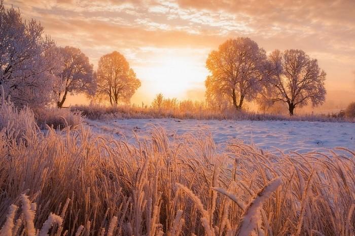 Великолепные пейзажи 16-летнего фотографа