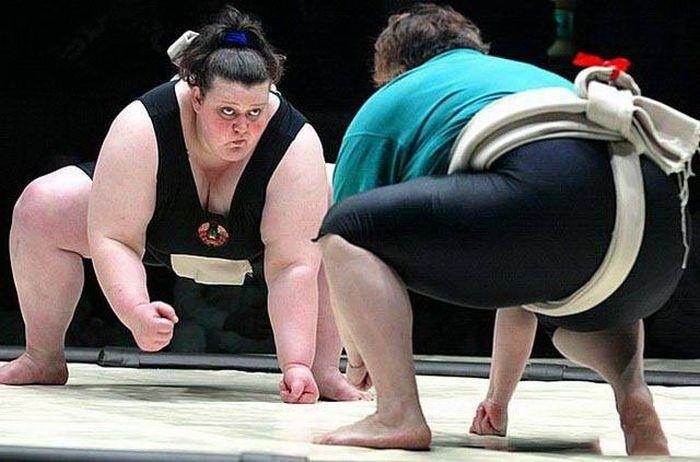 Девушки спортсменки