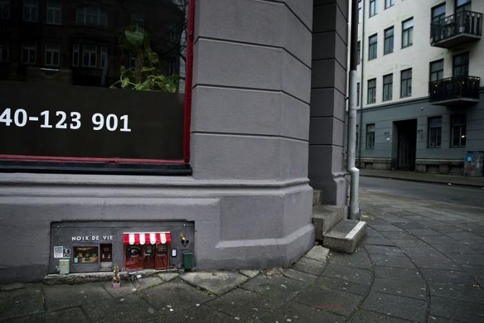Маленький мышиный магазин