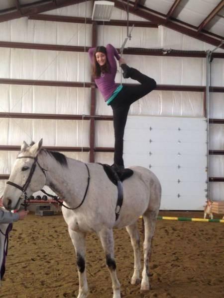 Девушки, увлекающиеся спортом