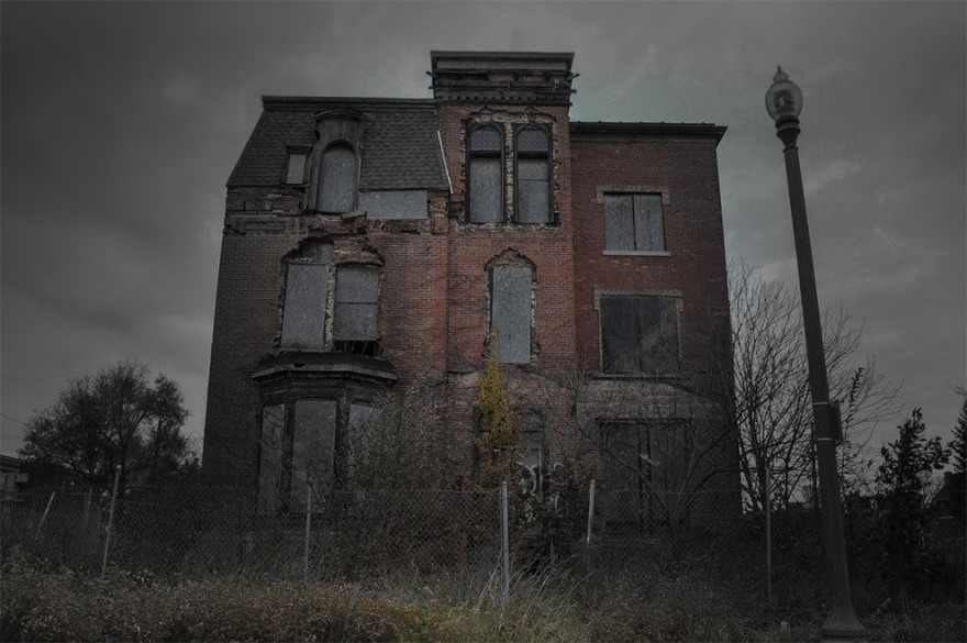 История настоящих домов с привидениями