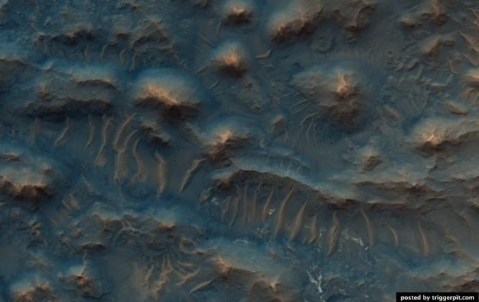 Путешествие на Марс (43 фото)