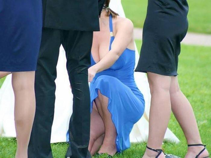 Подружки невесты затмили саму невесту