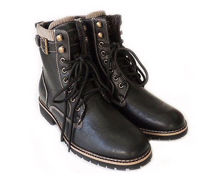 Странные ботинки из интернет-магазина