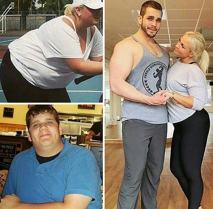 Невероятные преображения пар
