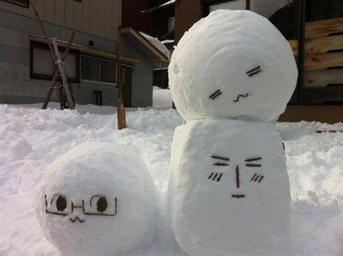 Странности из Японии