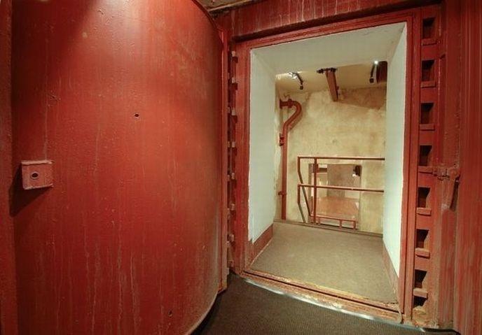 В штате Нью-Йорк продается дом-бункер
