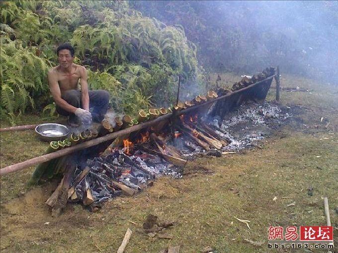 Шашлыки по-китайски (10 фото)