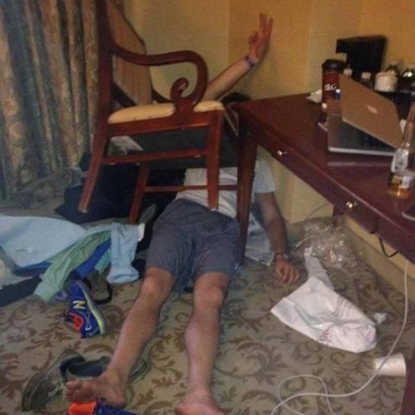 Пьяный угар