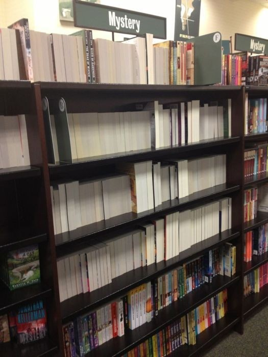 Юмор на полках книжных магазинов