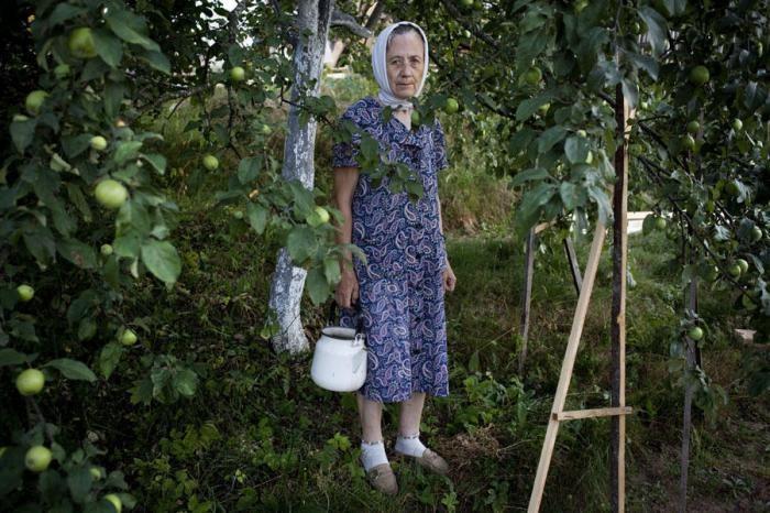 Уникальные фотографии из жизни российской глубинки (15 фото)