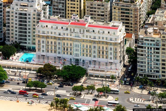 Рио-де-Жанейро с высоты (62 фото)