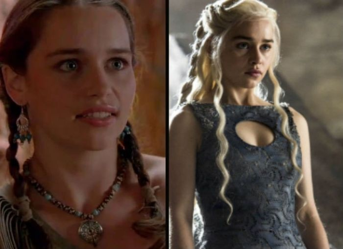 Актеры сериала «Игра престолов» тогда и сейчас (30 фото)
