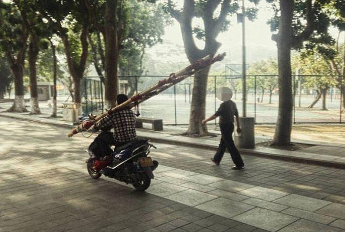 Чем опасны дороги Китая