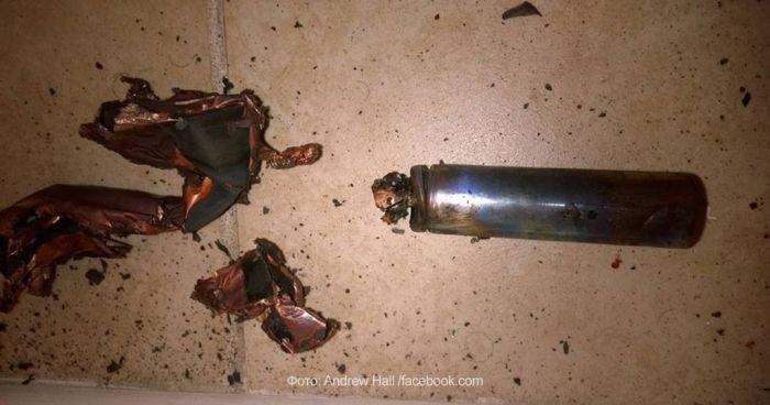 Электронная сигарета взорвалась прямо во рту курильщика