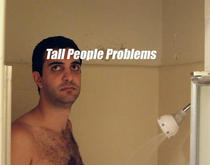 Проблемы, с которыми сталкиваются высокие люди