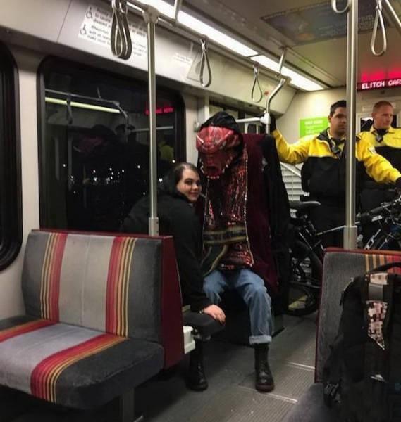 Люди со странностями