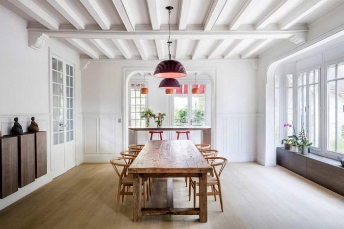 Дом 19 века превратили в современное жилье