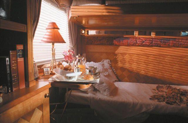 Поезд Восточный экспресс (14 фото)