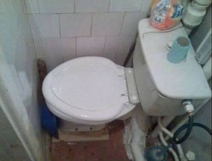 Самые странные туалеты
