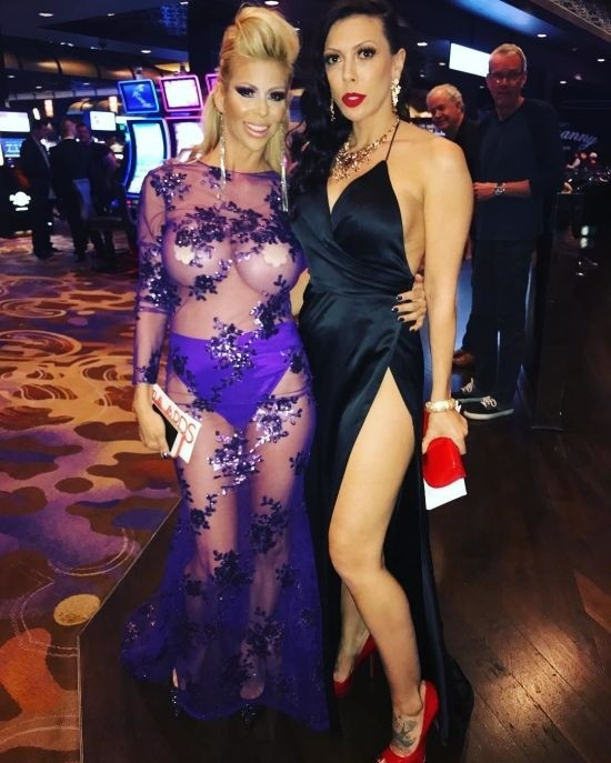 В Лас-Вегасе прошла церемония вручения «Порно-Оскара»