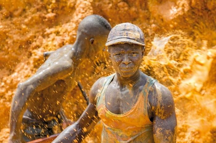 Золотая лихорадка в Гане