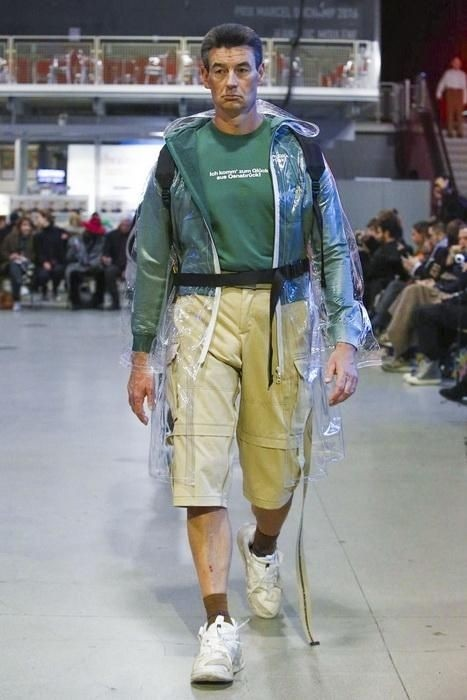 Безумные наряды на Неделе высокой моды в Париже