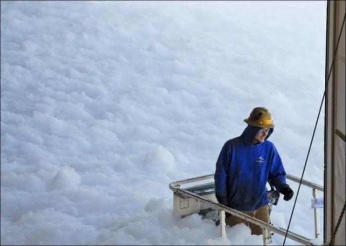Как-будто в облаках (6 фото)