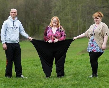 В Книгу рекордов Гиннесса занесено похудание на 190 кг (12 фото)