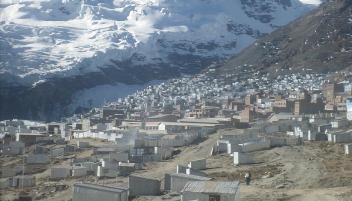 Самые экстремальные поселения, где живут люди
