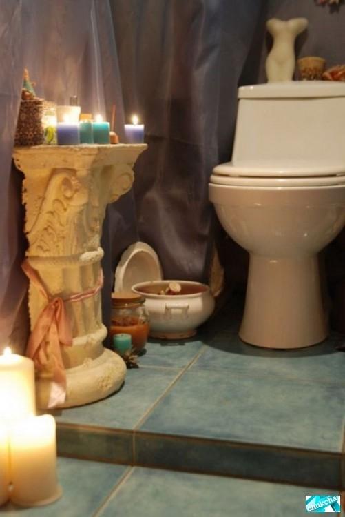 Самое важное место в доме - это туалет