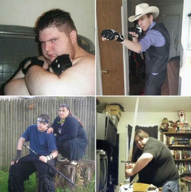 Опасные парни из соцсетей