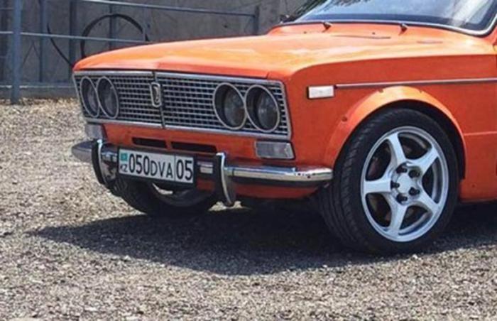 ВАЗ-2103 на базе Хонды S2000