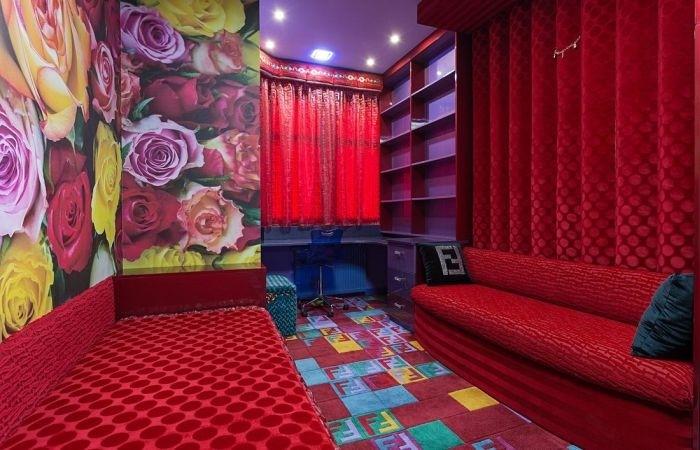 Киевская VIP-квартира с необычным дизайном