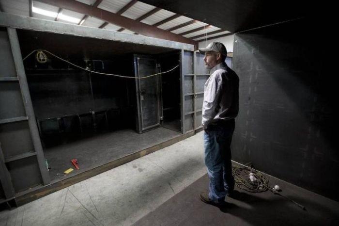 Американцы все чаще заказывают бункеры