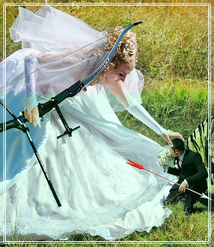 Лучший свадебный альбом (13 фото)