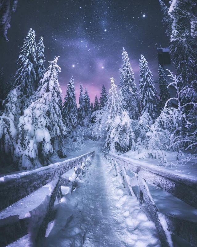 Сказочные снимки Финляндии (16 фото)