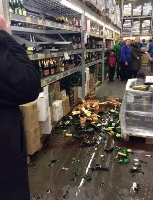 Забавные фото из супермаркетов