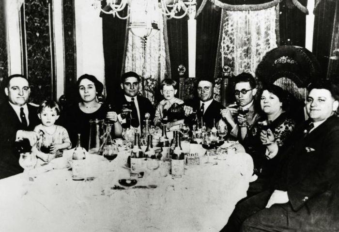 Гангстерская Америка 30-х годов