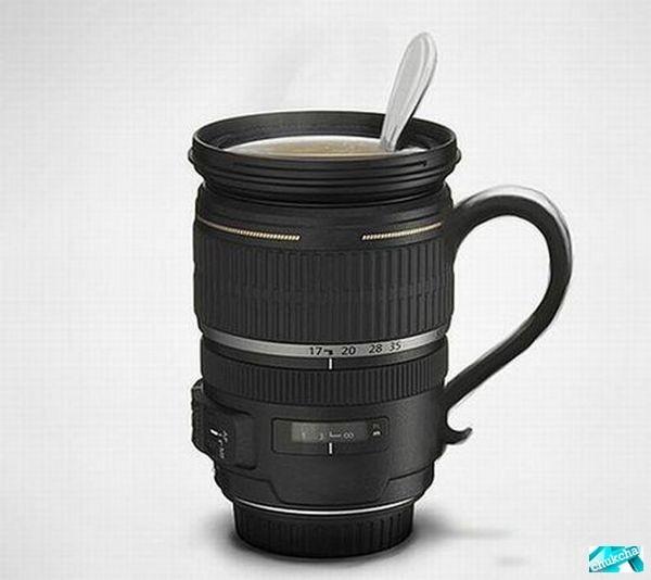 Прикольные чашки для кофе (18 фото)