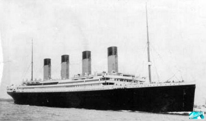 Гигантская копия Титаника (9 фото)