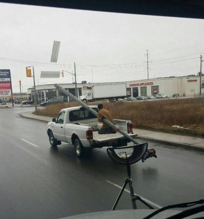 Техника безопасности? Нет, не слышал