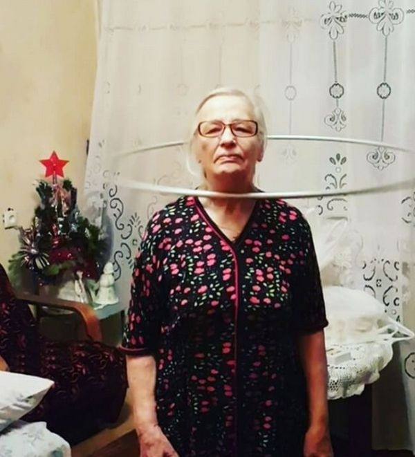 Крутые бабушки