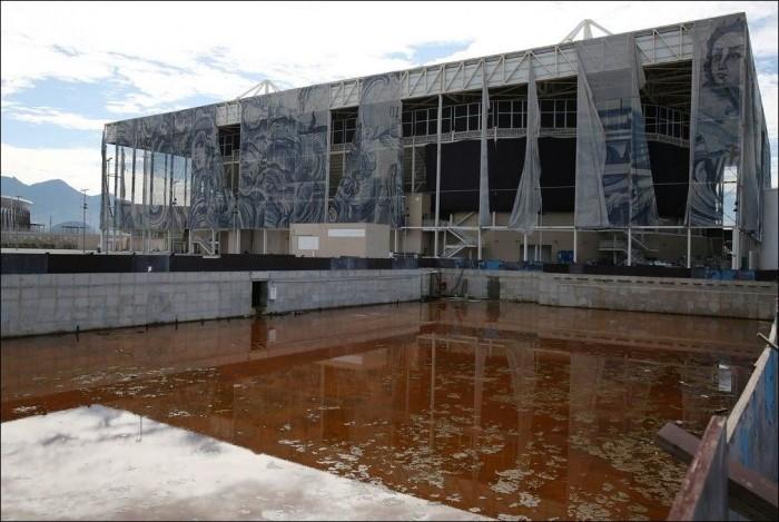 Пол года после олимпиады в Бразилии