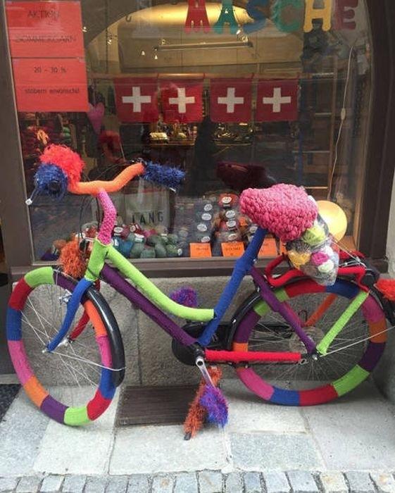 Крутые и необычные велосипеды