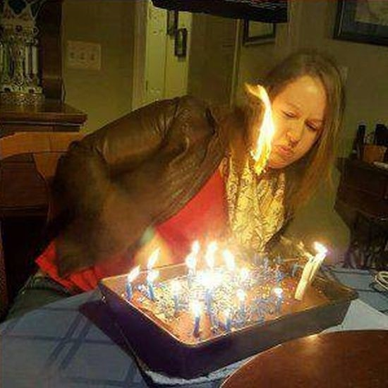 День рождения испорчен